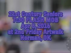 flashmob title