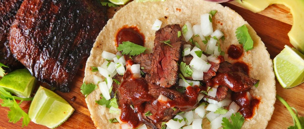 Carne Asada Taco - The Food Lab - Serious Eats